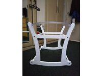 Moses basket Crib Rocking stand (brand new)