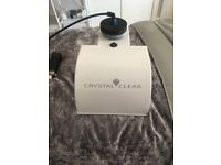 Crystal clear machine for sale
