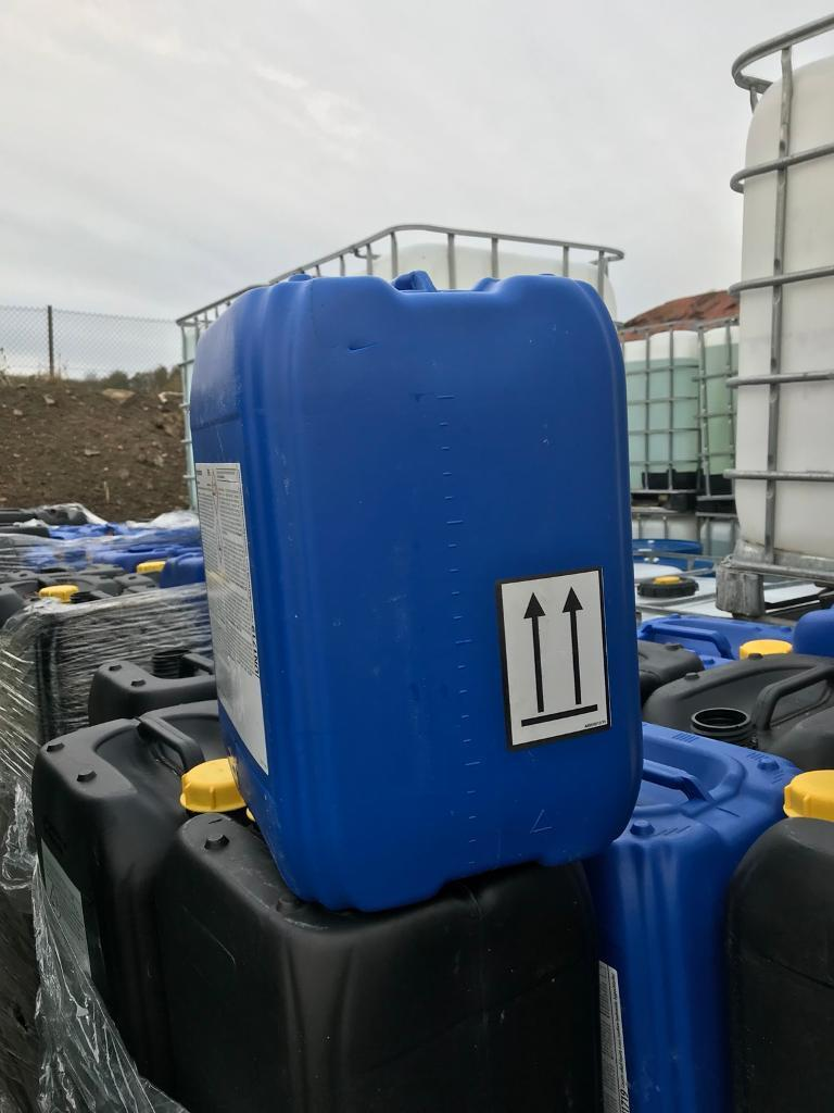 Used 20 litre drums