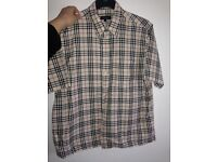 Burberry Shirt Large