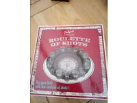 SHOT ROULETTE GAME - BOXED