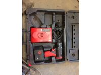 Snap on 3/8 drive impact gun 14.4v with charger and carry case