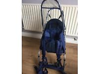Baby hike carrier