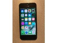 iPhone 5 64gb in Black. Unlocked.