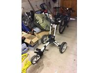 Golf trolley Stewart z1