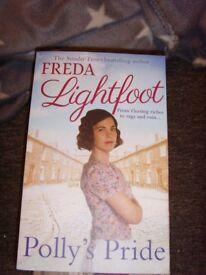 Polly's Pride by Freda Lightfoot (Paperback, 2015)