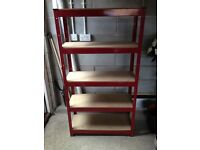 Shelving Heavy Duty 5 Tier