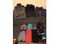 Bundle of boys clothes age 5-6 years
