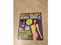 Holly Hagan's Body Bible book