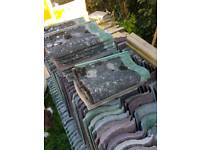 Marley roof tiles approx 350