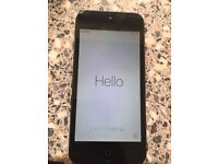 iPhone 5 Black 16gb LOCK BUTTON NOT WORKING