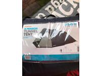 Halfords 6 person tunnel tent