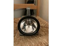 Vintage British Railway Bardic Signal Lamp Torch BR White / Red / Green / Amber