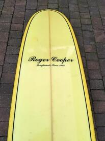 9'2 Roger Cooper Longboard Surfboard