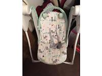 Graco A Frame Baby Swing