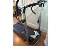 Treadmill & cross tainer
