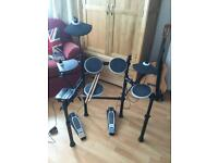 Modified Alesis DM Lite drumkit