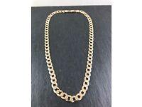 9ct Curb Chain Gold 29.9g