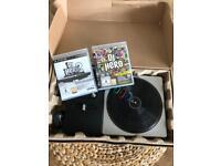 DJ Hero console & games
