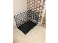 Pup Training Crate, Large, £30