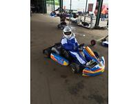 Tony kart FA 125cc rotax max