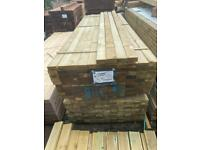 4x2x3M Wooden Treated Wooden Lengths - C24