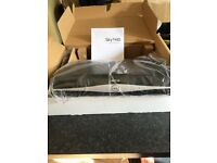SKY +hd box video recorder and satellite receiver (500GB hard disc drive), New Unused with remote