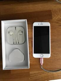 IPhone 6s 16gb rose gold EE like new !