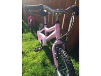 """Ridgeback Honey 14"""" girls bike"""
