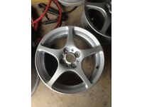 "16"" alloys toyota mr2"