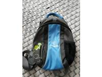 Little life bag with reins very good condition