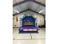 MICKEY & MINNIE MOUSE BOUNCY CASTLE for hire / Popcorn & Candy Floss + more / Essex & London