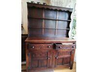 Fantastic Oak JC Welsh Dresser in great condition.