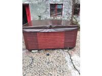 Balboa hot tub 7/8 seater