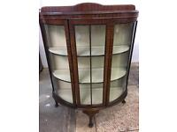 Vintage Mahogany Sideboard / Cabinet | Delivery Avail