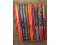 Roal Dahl box set plus 2 extra books