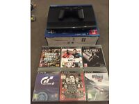 Playstation 3 - Controller - 6 Games