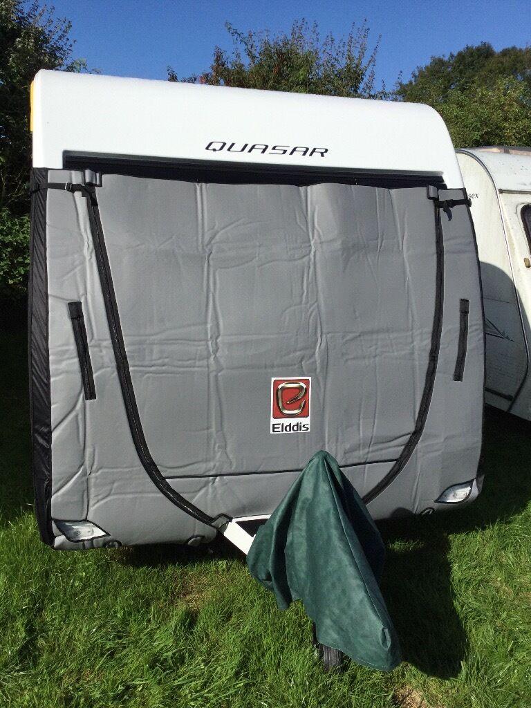 Caravan Front Towing Cover Fits 2014 Eldiss Xplore In