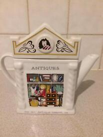 Antique Shop Teapot