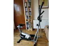 Cross trainer/ exercise bike