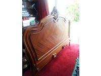 Pine Superking bed frame - only £99.00