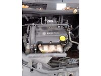 vauxhall corsa z14xep engine 64k