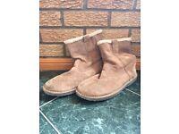 Woolen Boots