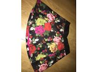 Beautiful ted baker girls skirt age 10 worn once