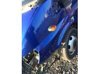 Ford transit mk6 wings in blue