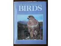 Superb & fascinating Encyclopedia of Birds by Perrins & Middleton 1985 hardback in vgc