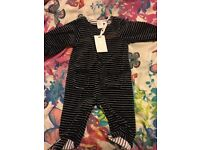 *Brand new* baby boys designer sleeping suit for £6 only