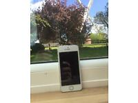 IPhone 5s 16gb silver (o2 Smartphone)