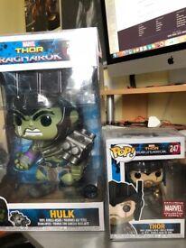 """10""""hulk and thor"""
