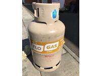 Full gas cylinder £25